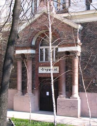 Bethlen square Synagogue
